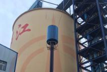 山西复晟铝业有限公司厂区消音器安装工程