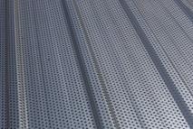 钢制穿孔吸音板|易胜博网站屏障建设|易胜博网站墙材料